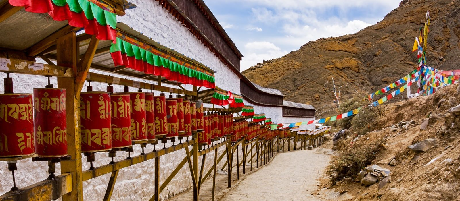 Destination Shigatse Tibet