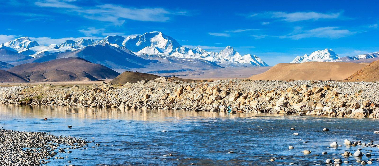 Tibet Tours & Trips