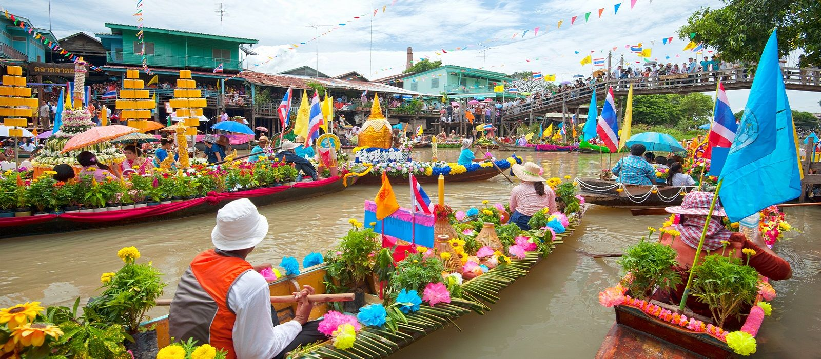 Thailand & Myanmar: Tempel & Traditionen Urlaub 5