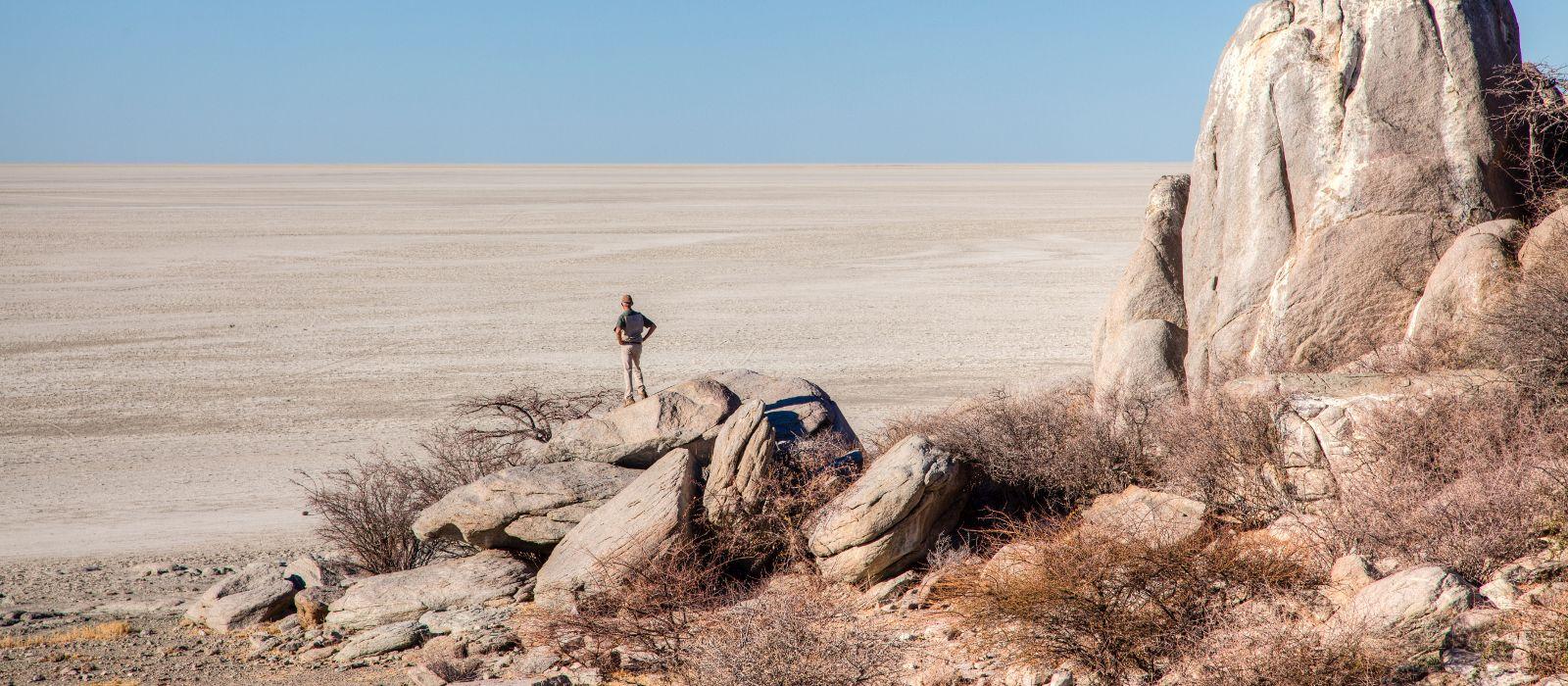 Botswana Luxusreise: Wasserwelten, Wüste & Sternenhimmel Urlaub 1