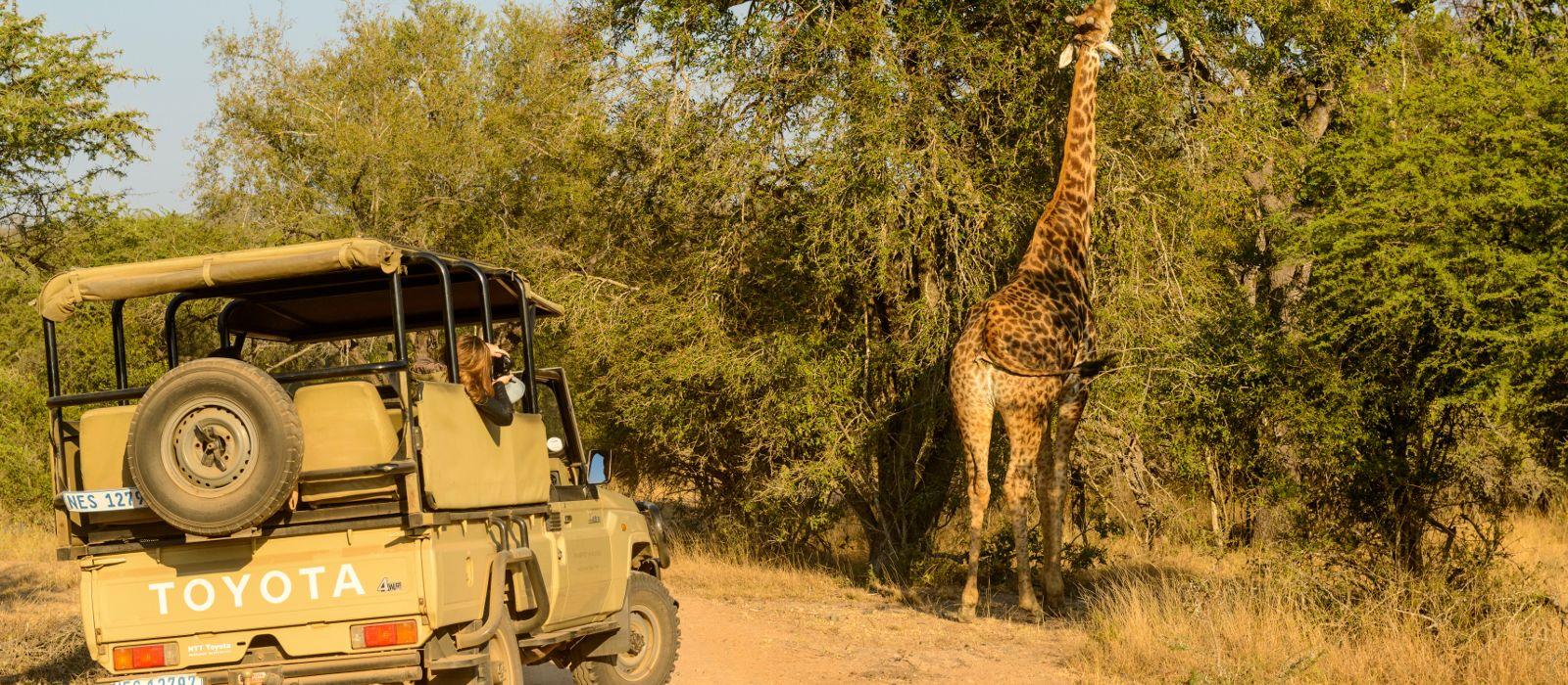 Südafrika und Seychellen: Kapstadt, Safari und traumhafte Inseln Urlaub 2