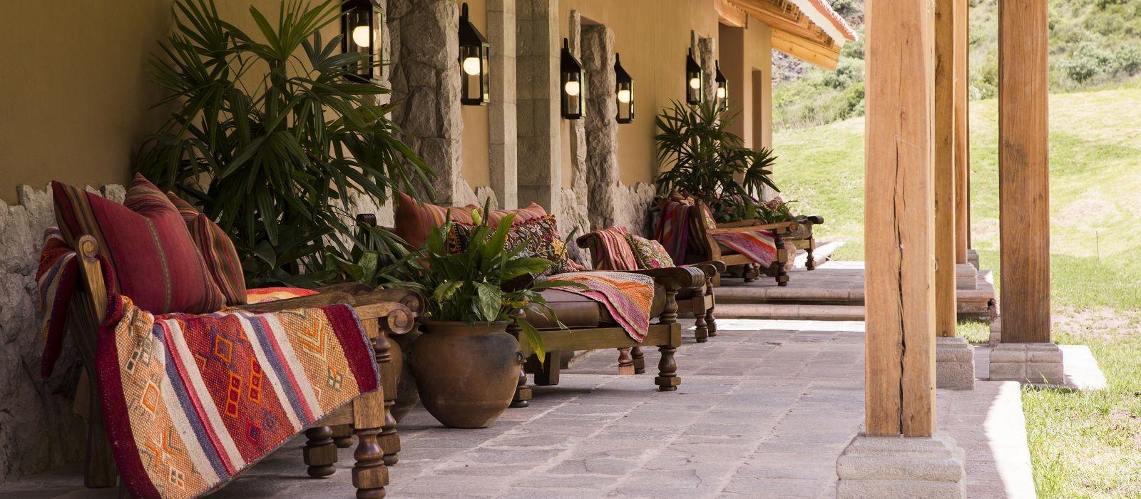 Hotel Inkaterra Hacienda Urubamba Peru
