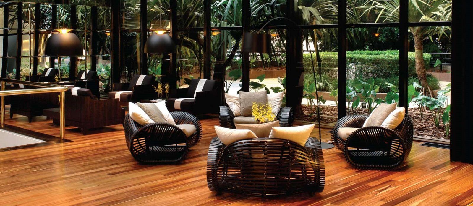 Hotel Tivoli Sao Paulo Mofarrej Brasilien