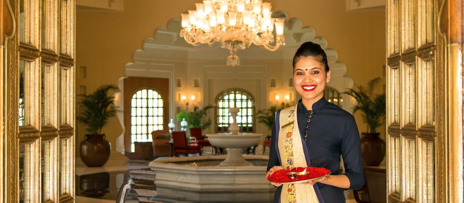 Oberoi Exklusiv: Royales Rajasthan und Safari Abenteuer Urlaub 8