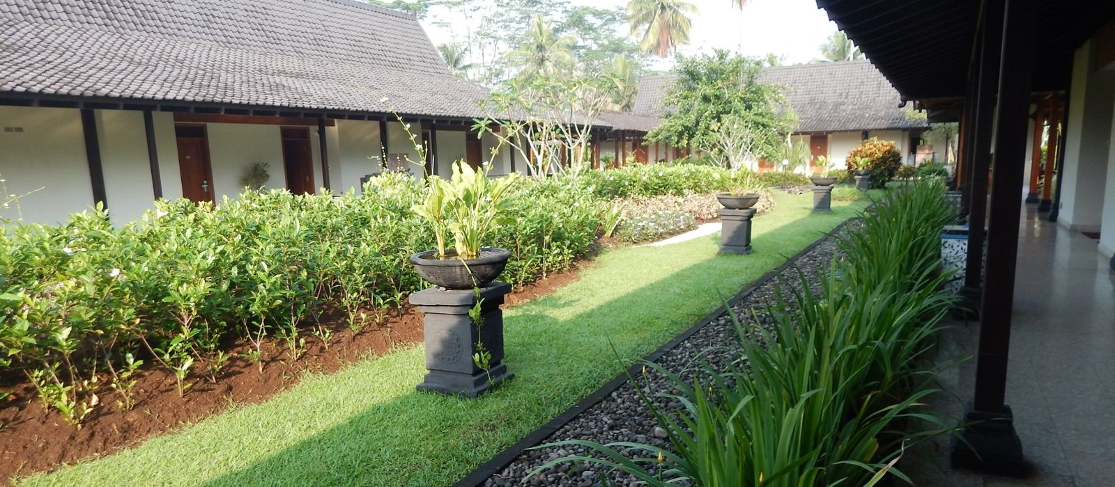 Hotel Manohara Resort Borobudur Indonesia