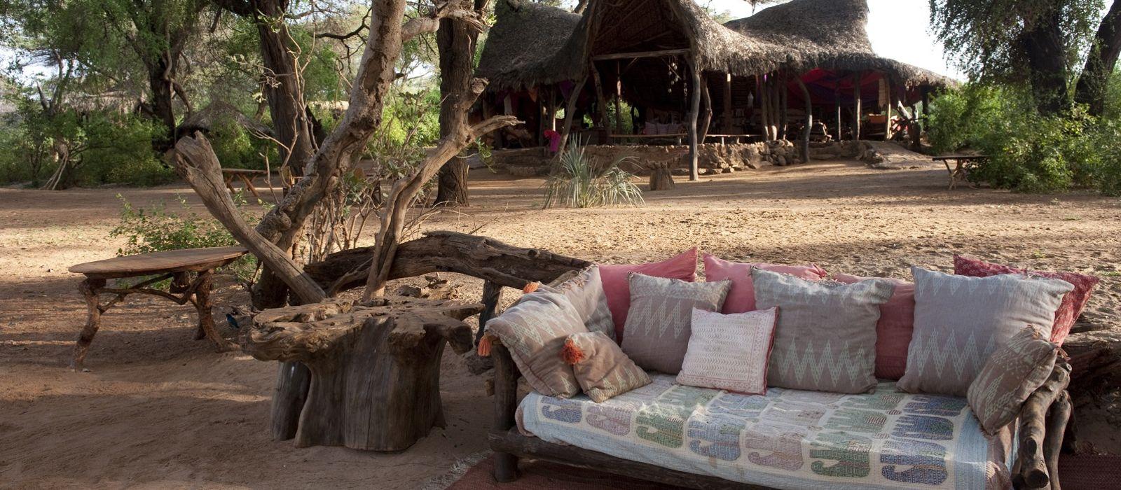 Hotel Elephant Watch Camp Kenya