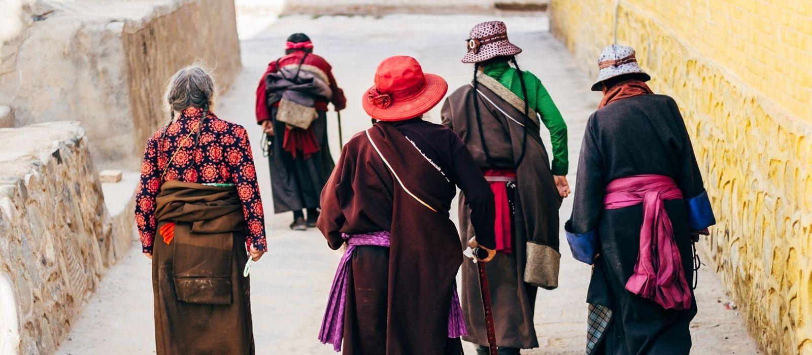 Große Nepal- und Tibetreise Urlaub 4