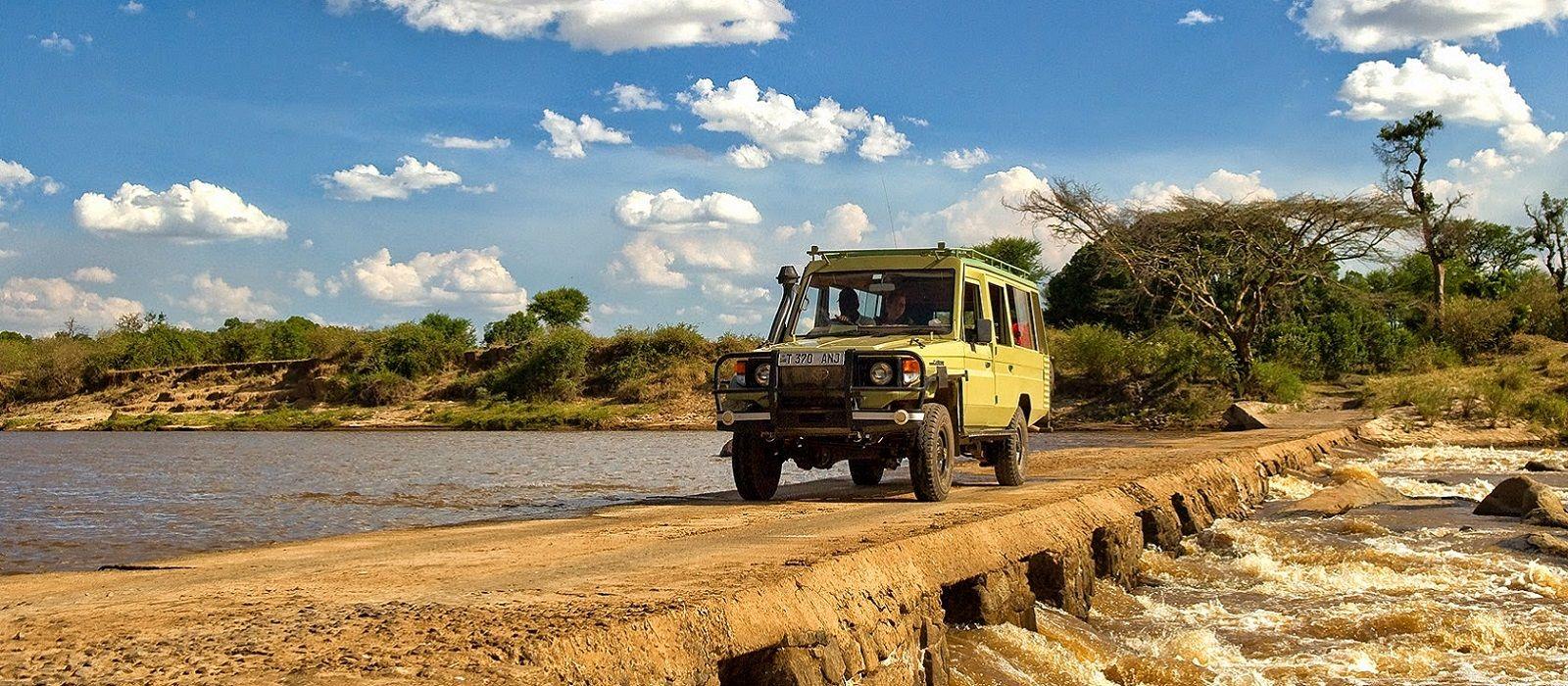 Safari Höhepunkte: Tansania, Simbabwe und Botswana Urlaub 3