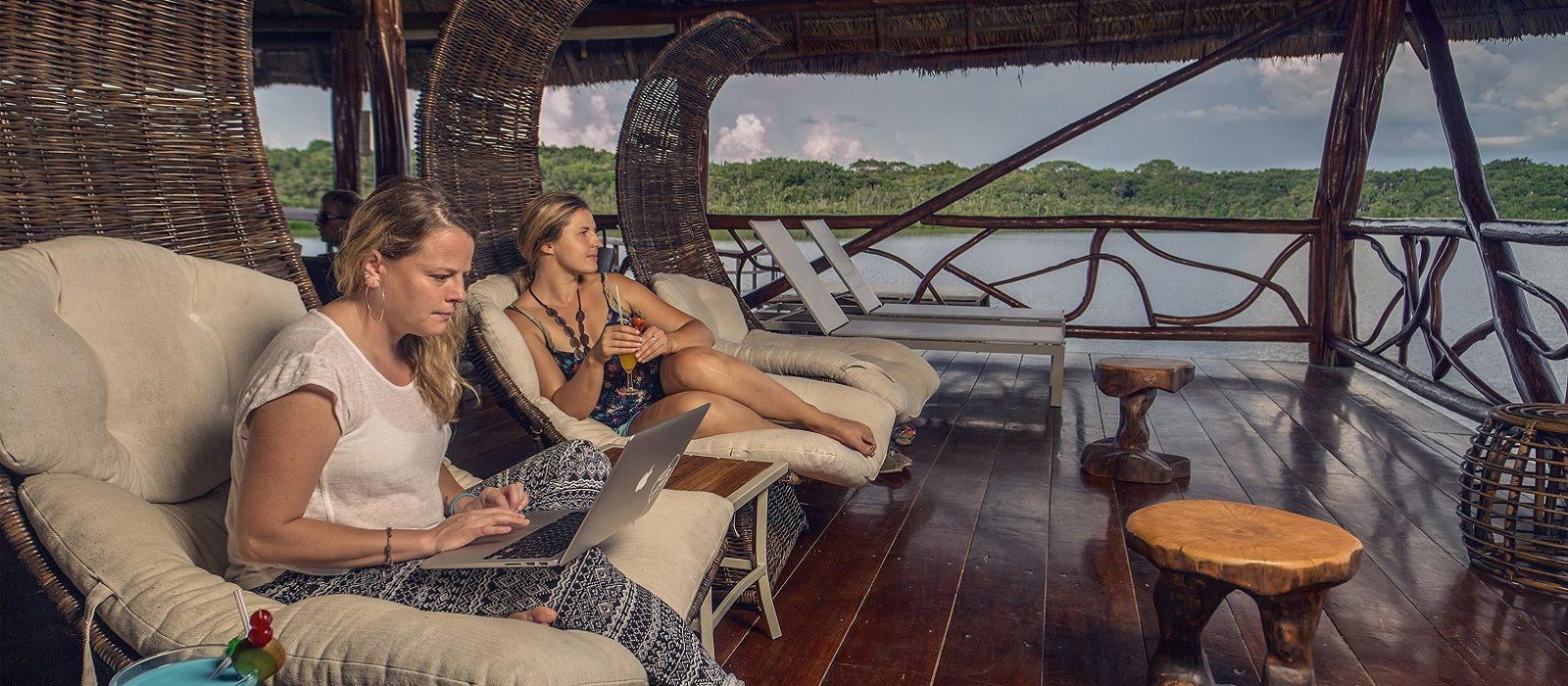 Amazonian Getaway, Devil's Nose and Cuenca Tour Trip 1
