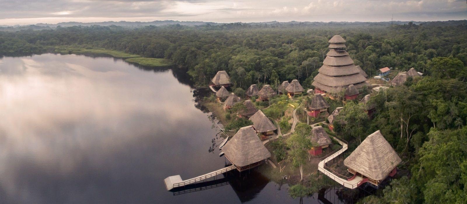 Hotel Napo Wildlife Centre Ecuador/Galapagos