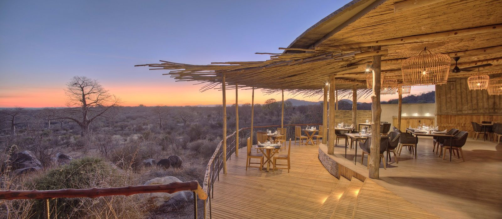Hotel Jabali Ridge Tanzania