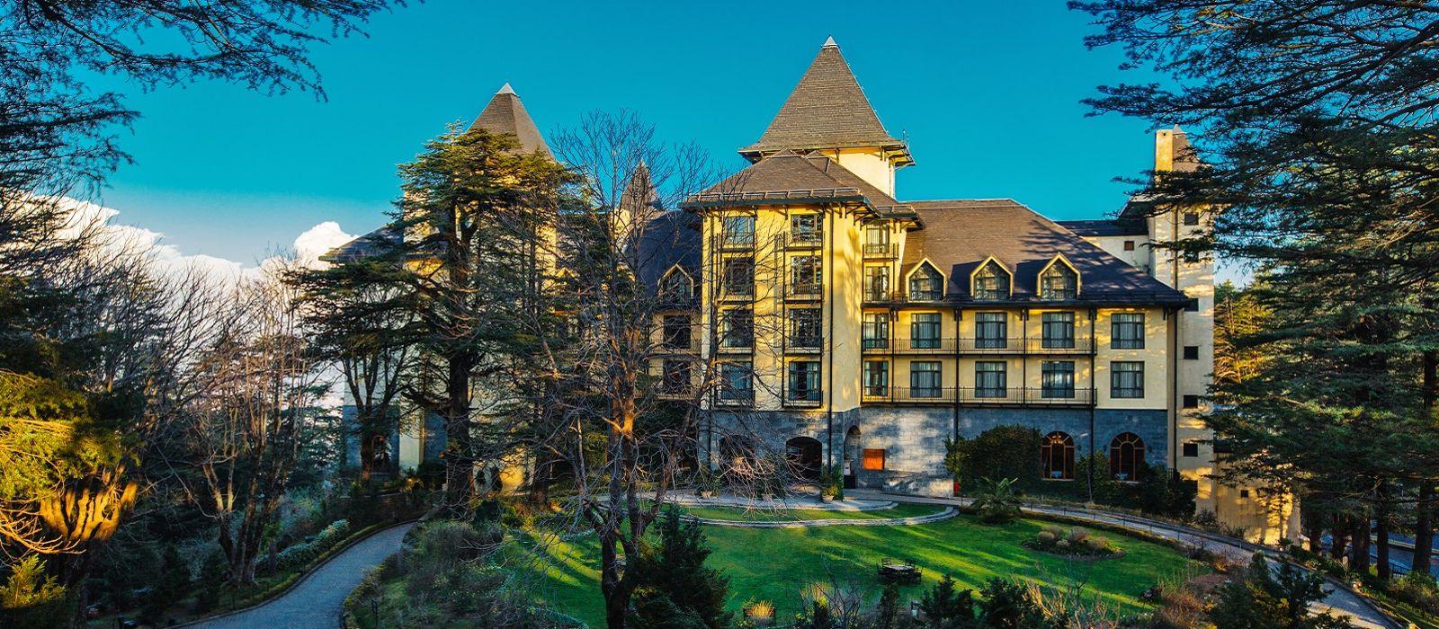 Das The Oberoi Hotels & Resorts Sommerangebot: Im Himalaya Gebirge Urlaub 4