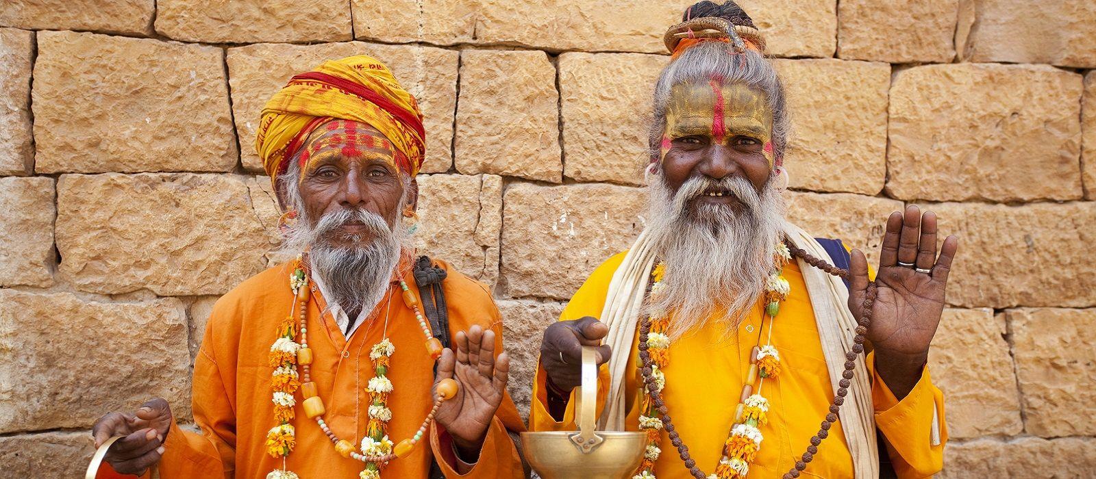 Die Farben Rajasthans und spirituelles Varanasi Urlaub 3