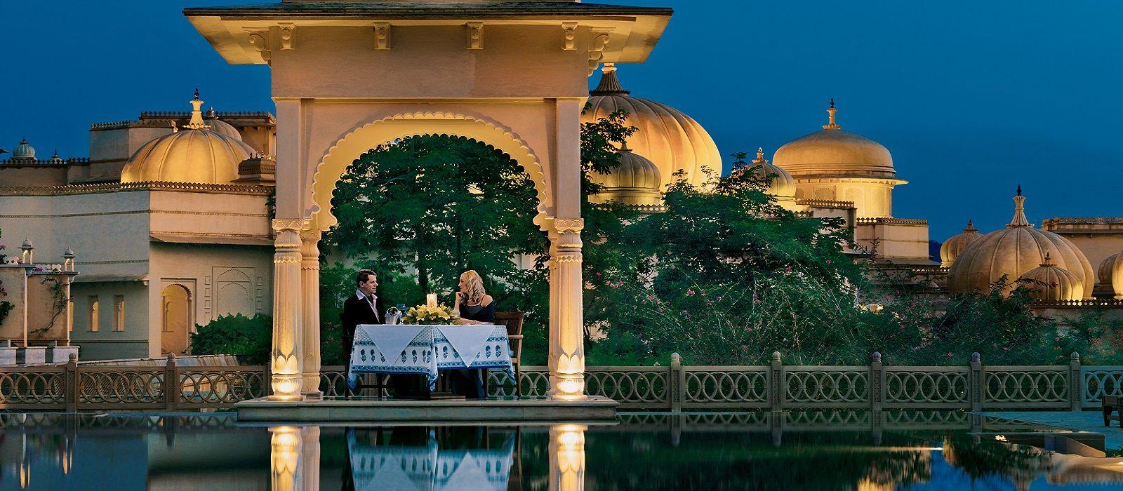 Luxurious Rajasthan and the Taj Mahal: Oberoi Special Tour Trip 1
