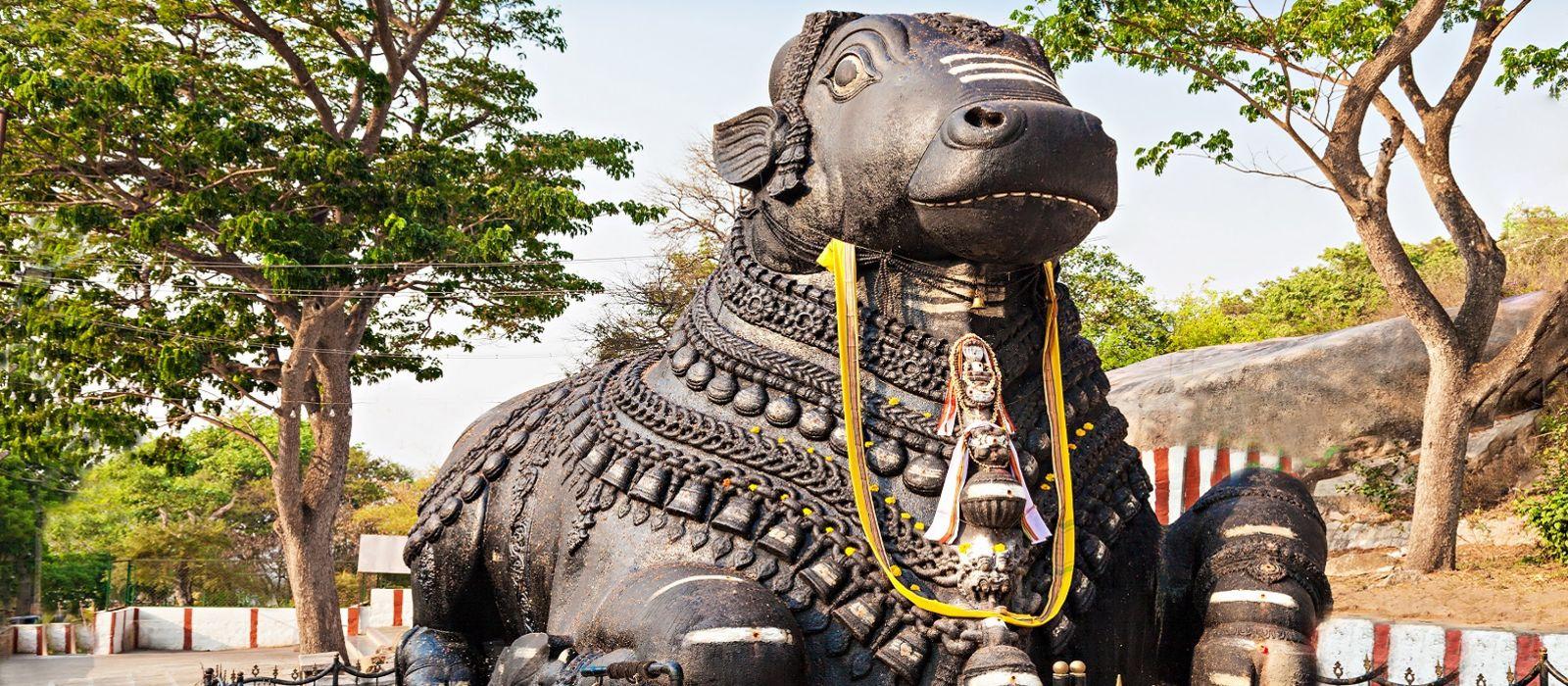 Südindiens Erbe und Strand Urlaub 7