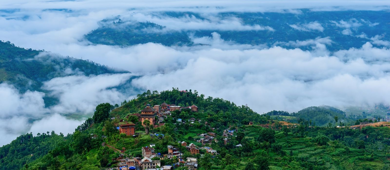 Destination Nuwakot Nepal