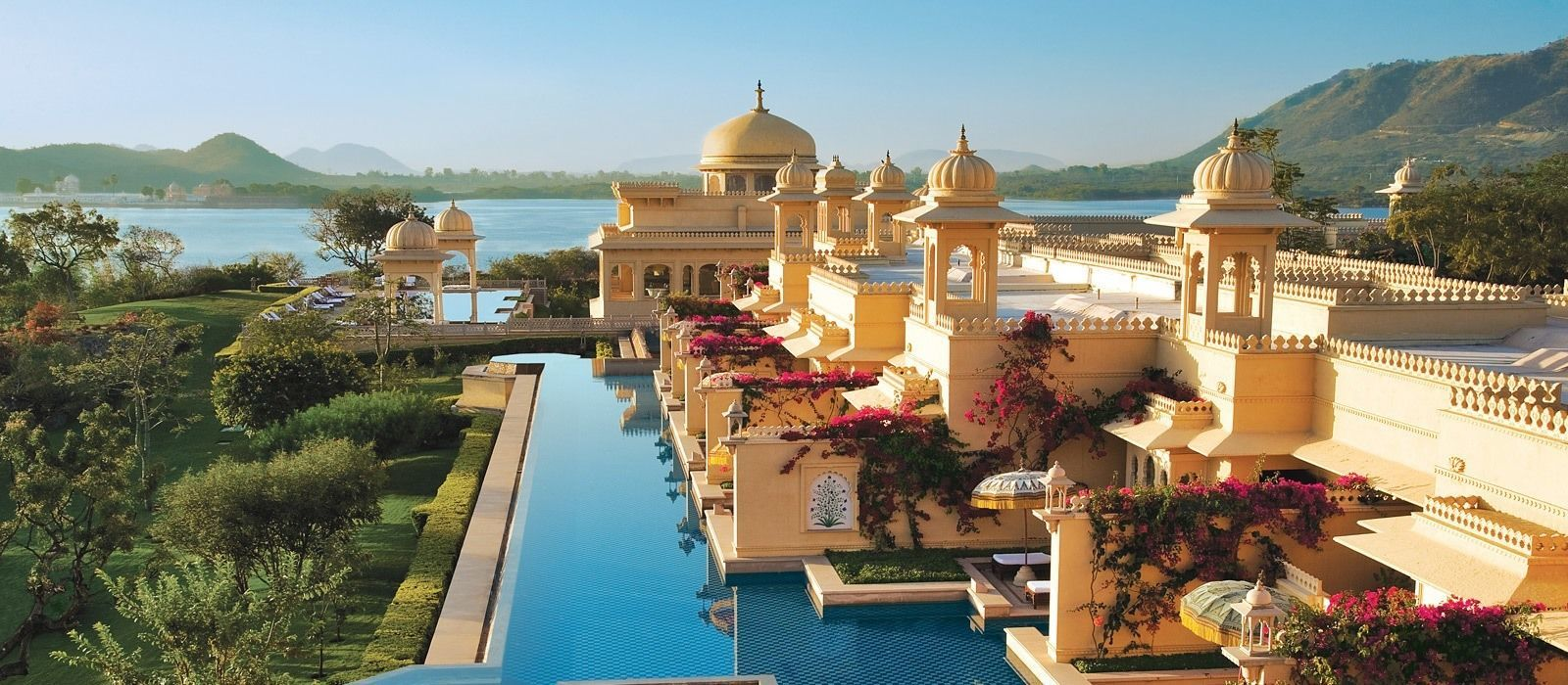 The Oberoi Hotels & Resorts Sommerangebot: Royales Rajasthan Urlaub 3