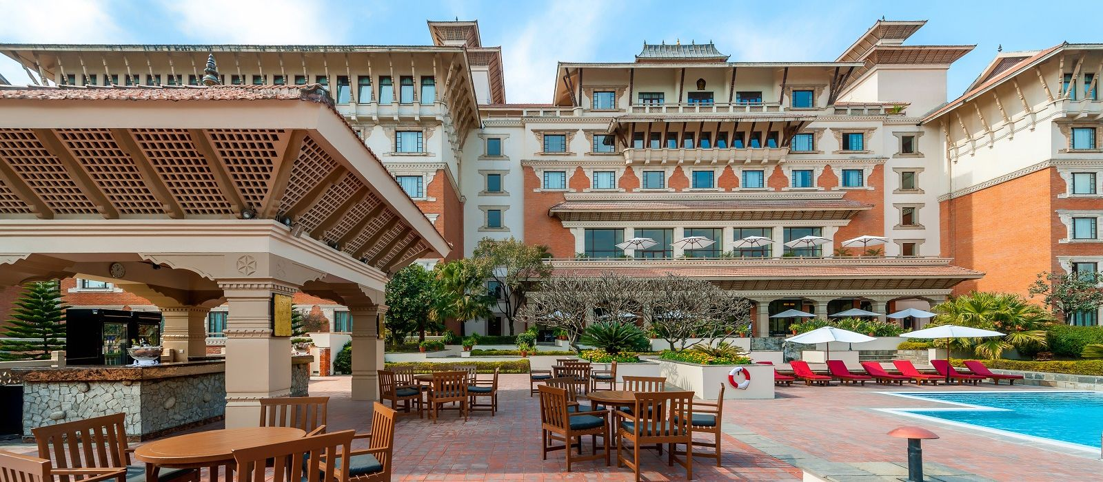 Hotel Hyatt Regency, Kathmandu Nepal