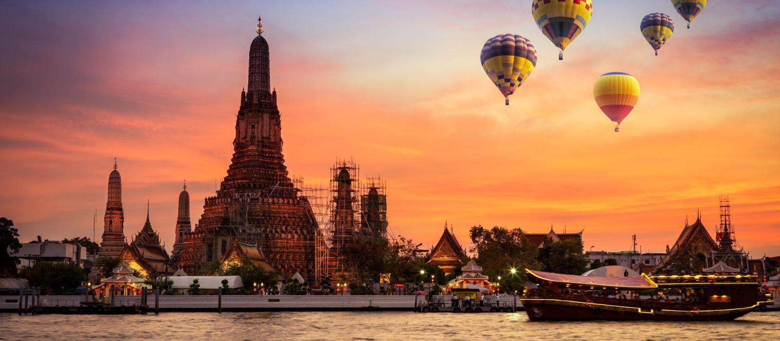 Thailands Norden und der Strand von Koh Samui Urlaub 1