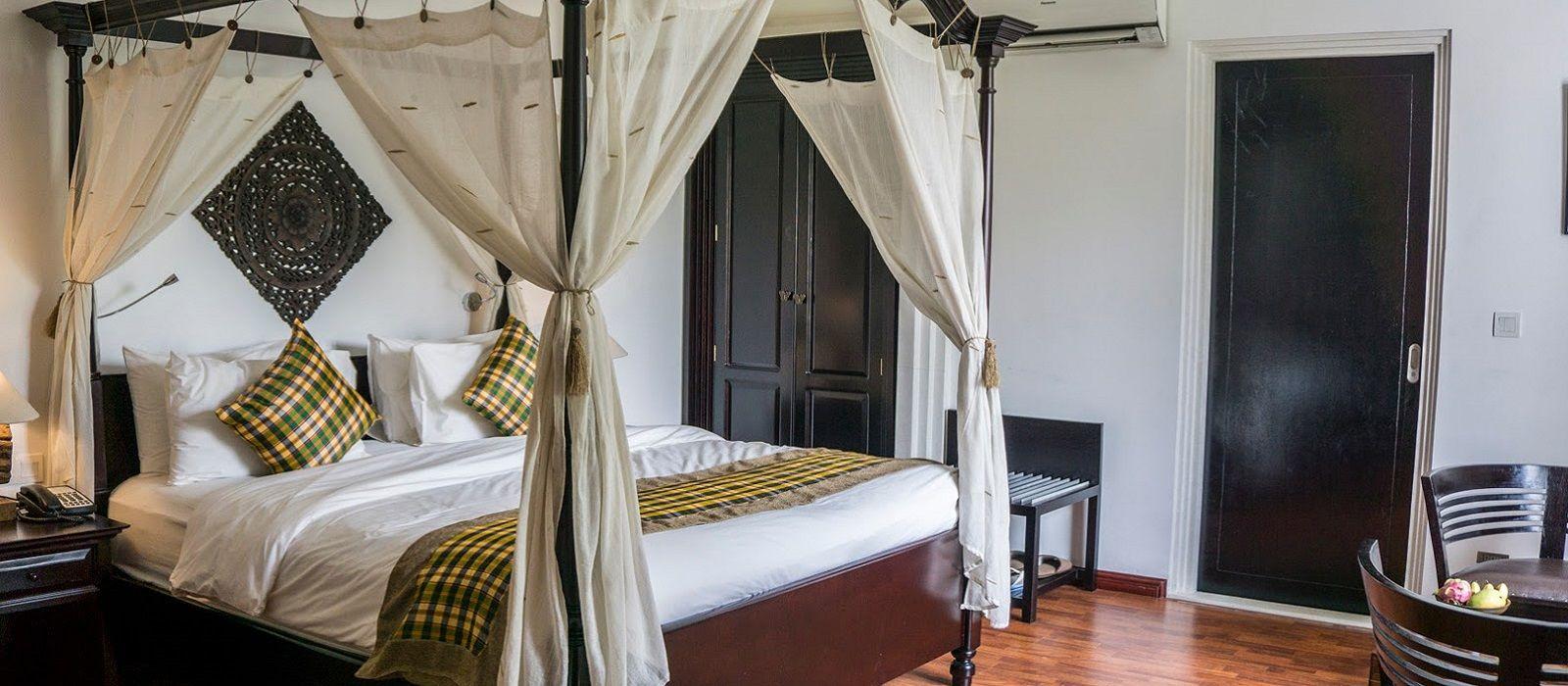 Hotel La Rose Suites Cambodia