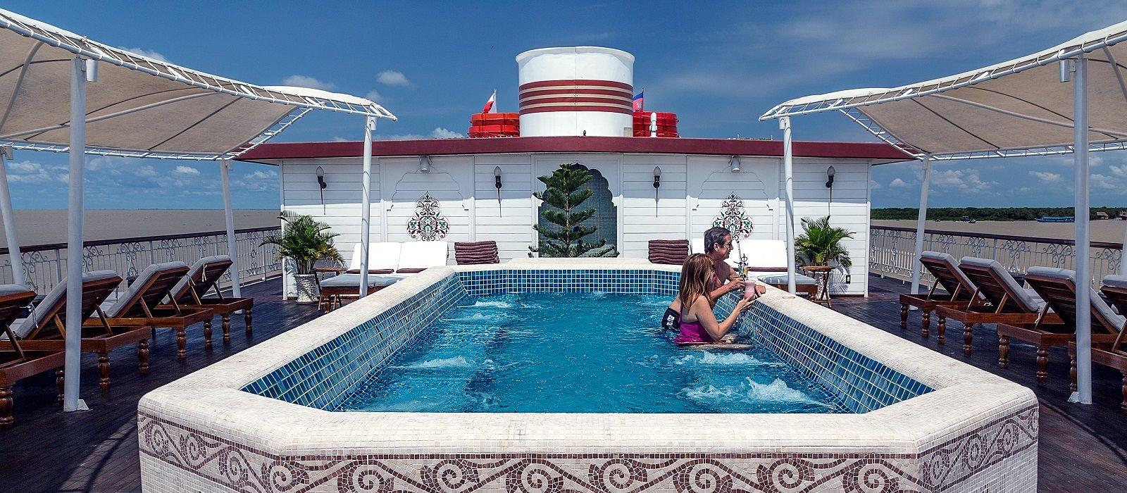 Vietnam und Kambodscha: Luxus Kreuzfahrt auf dem Mekong Urlaub 5