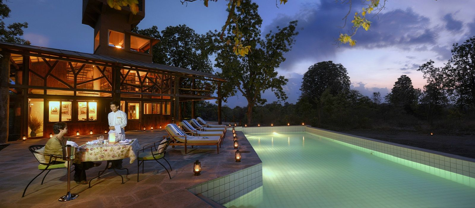 Hotel Pench Tree Lodge Central & West India