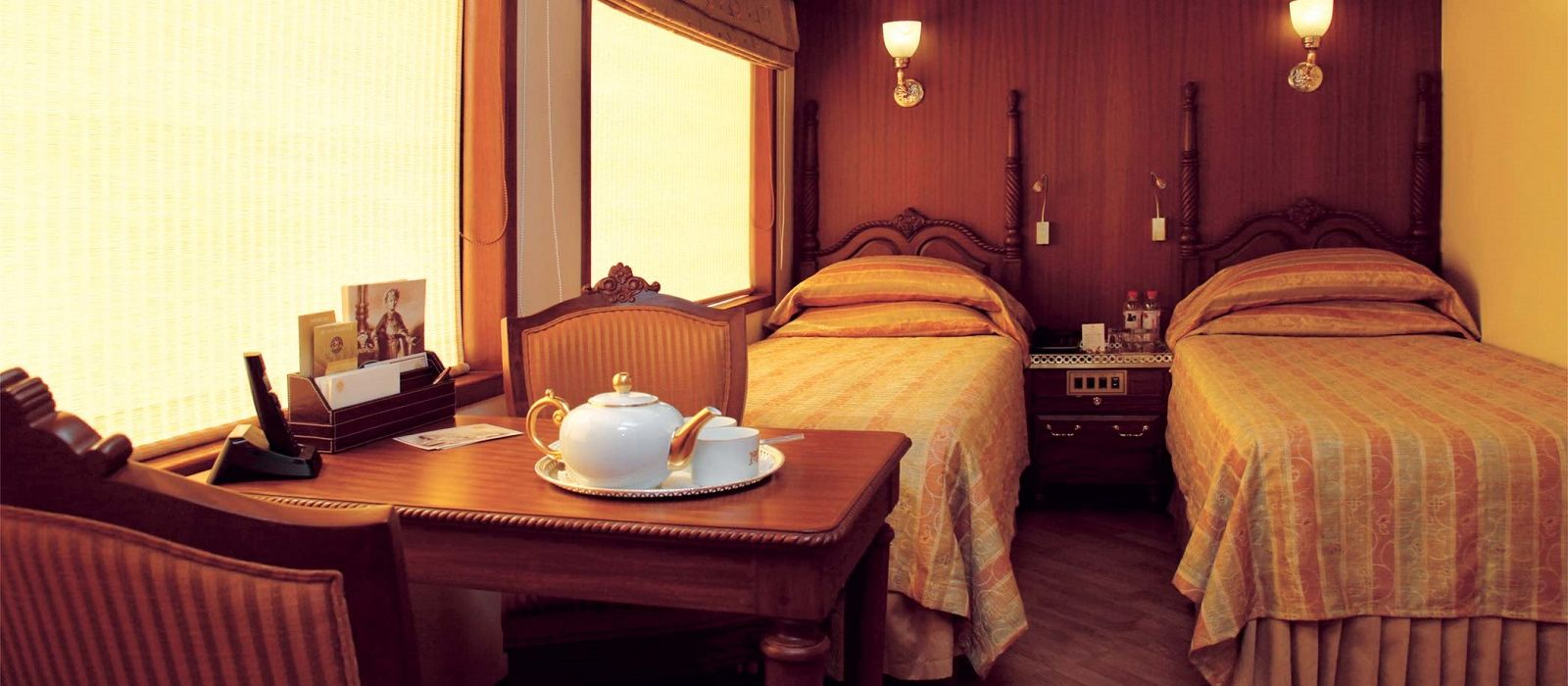 Hotel Maharajas Express – The Treasures of India (3 Nächte) Nordindien