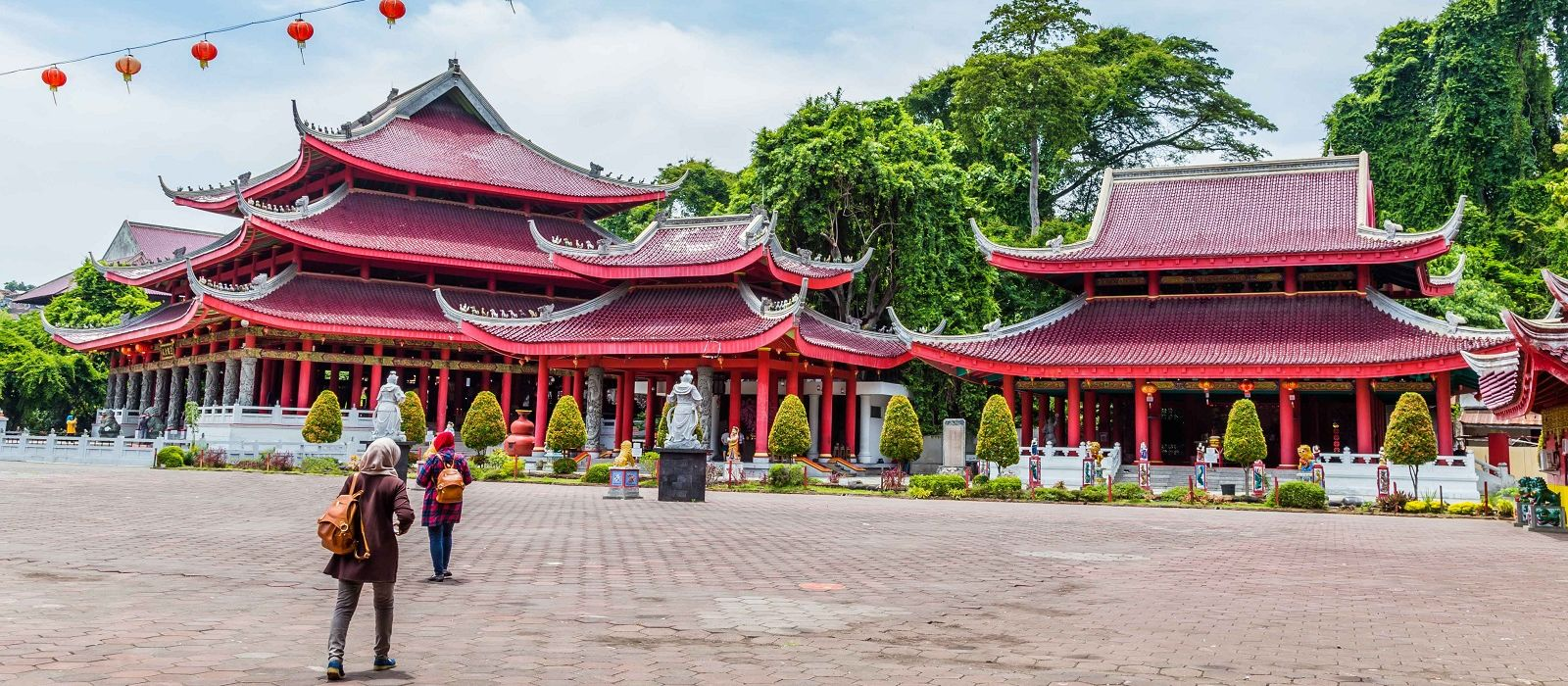 Destination Semarang Indonesia