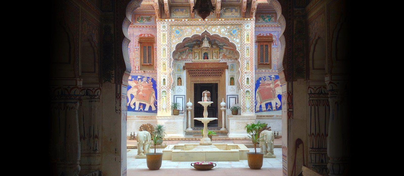 Hotel Le Prince Haveli North India