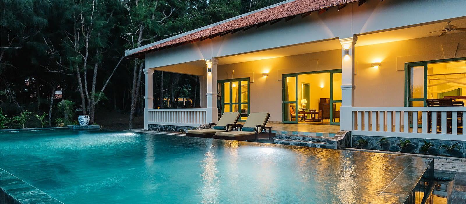 Hotel Poulo Condor Resort and Spa Vietnam