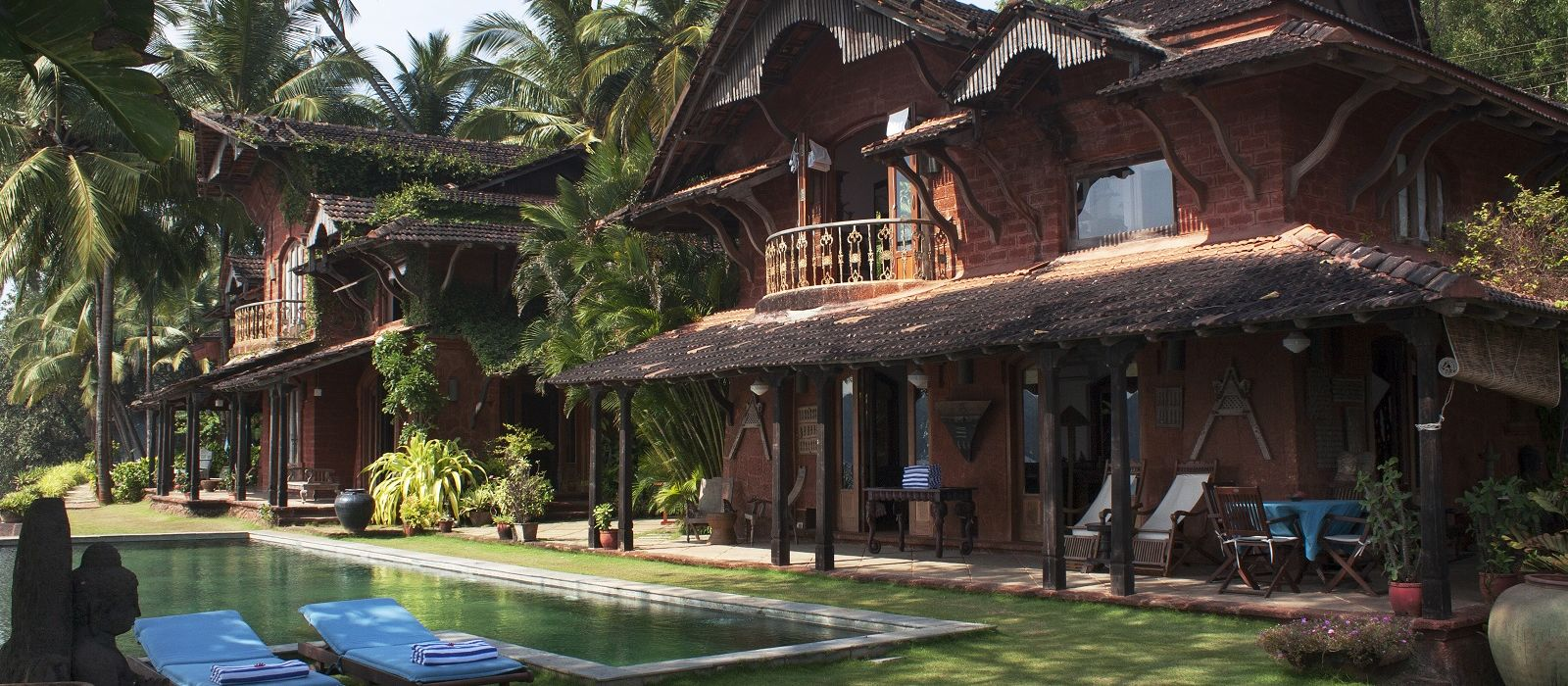 Hotel Ahilya by the Sea Zentral- & Westindien