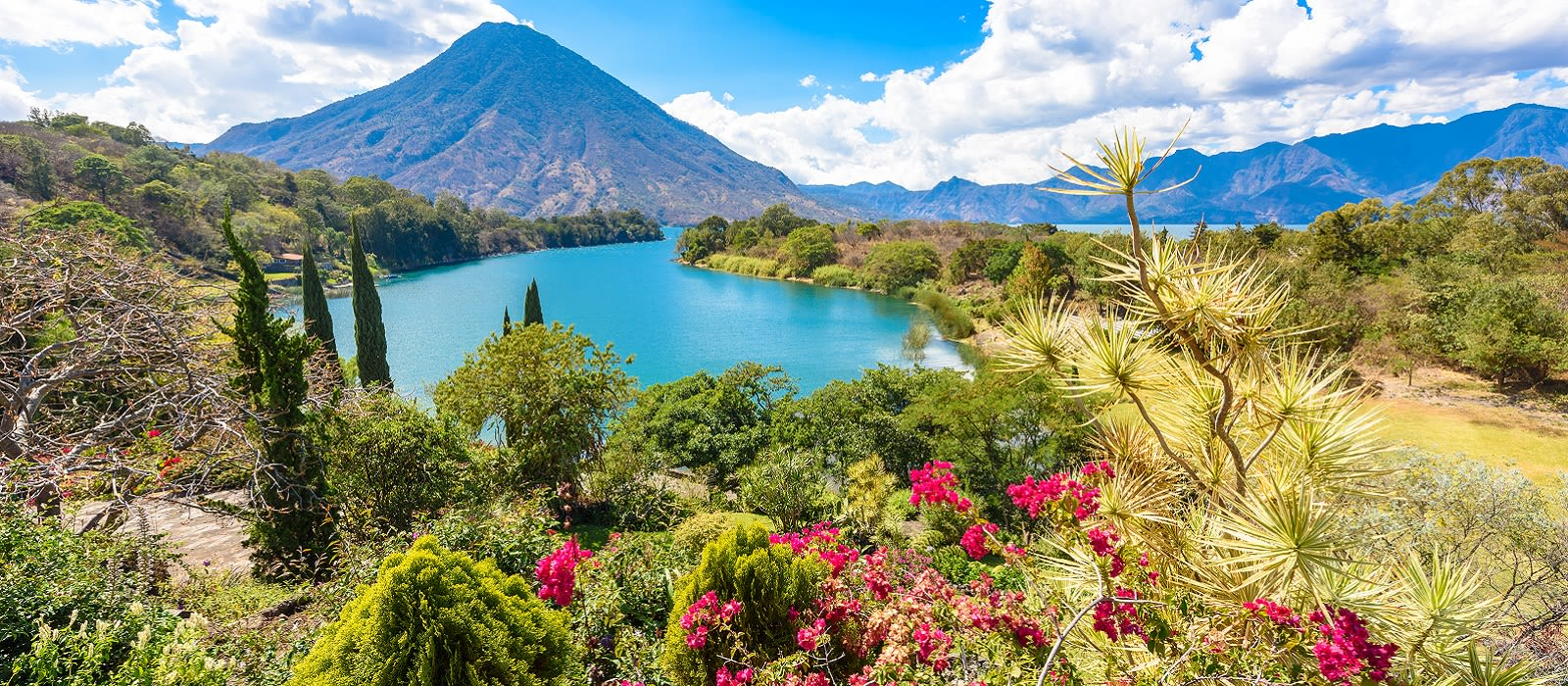 Destination Lake Atitlan Guatemala