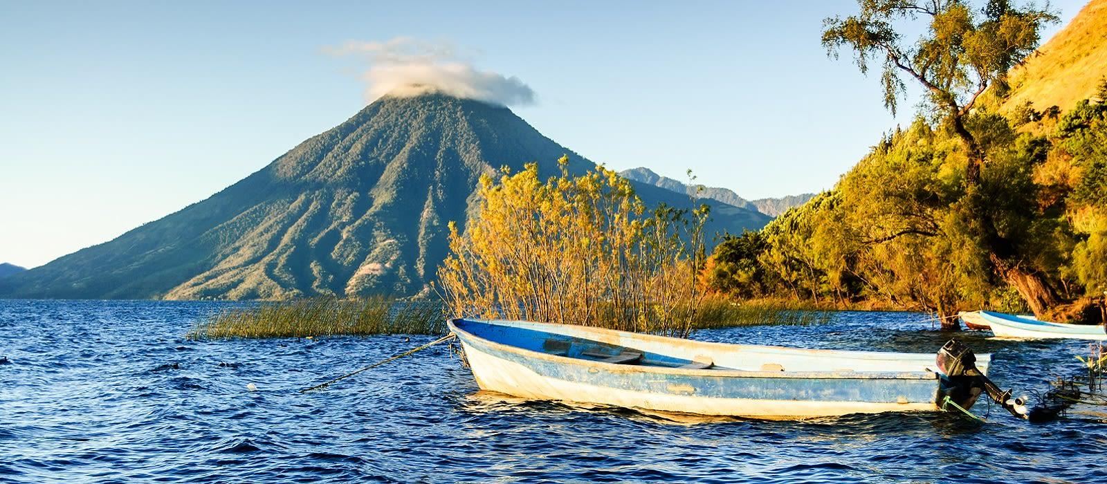 Volcano Trekking in Guatemala Tour Trip 1
