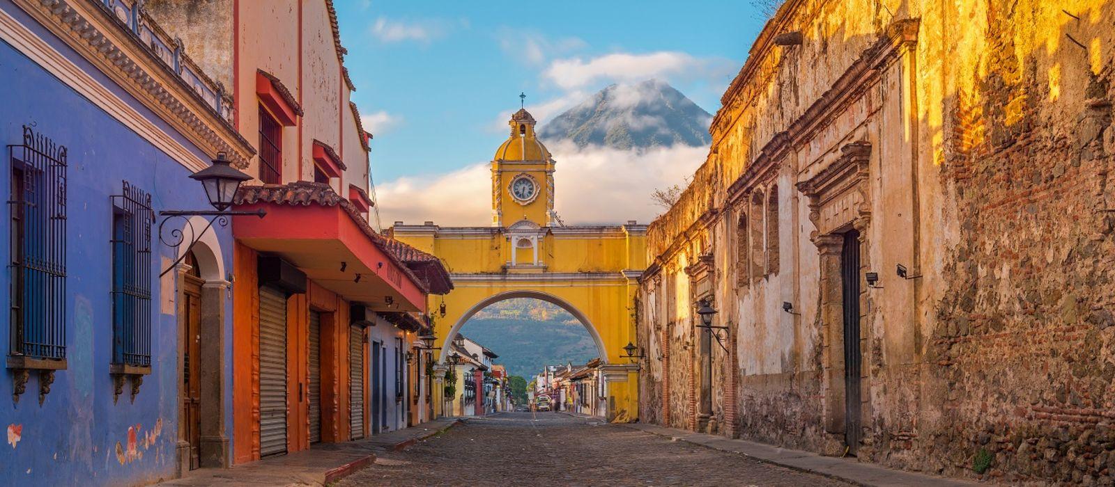 Guatemala Reise – Nationalparks & Vulkanwanderungen Urlaub 6