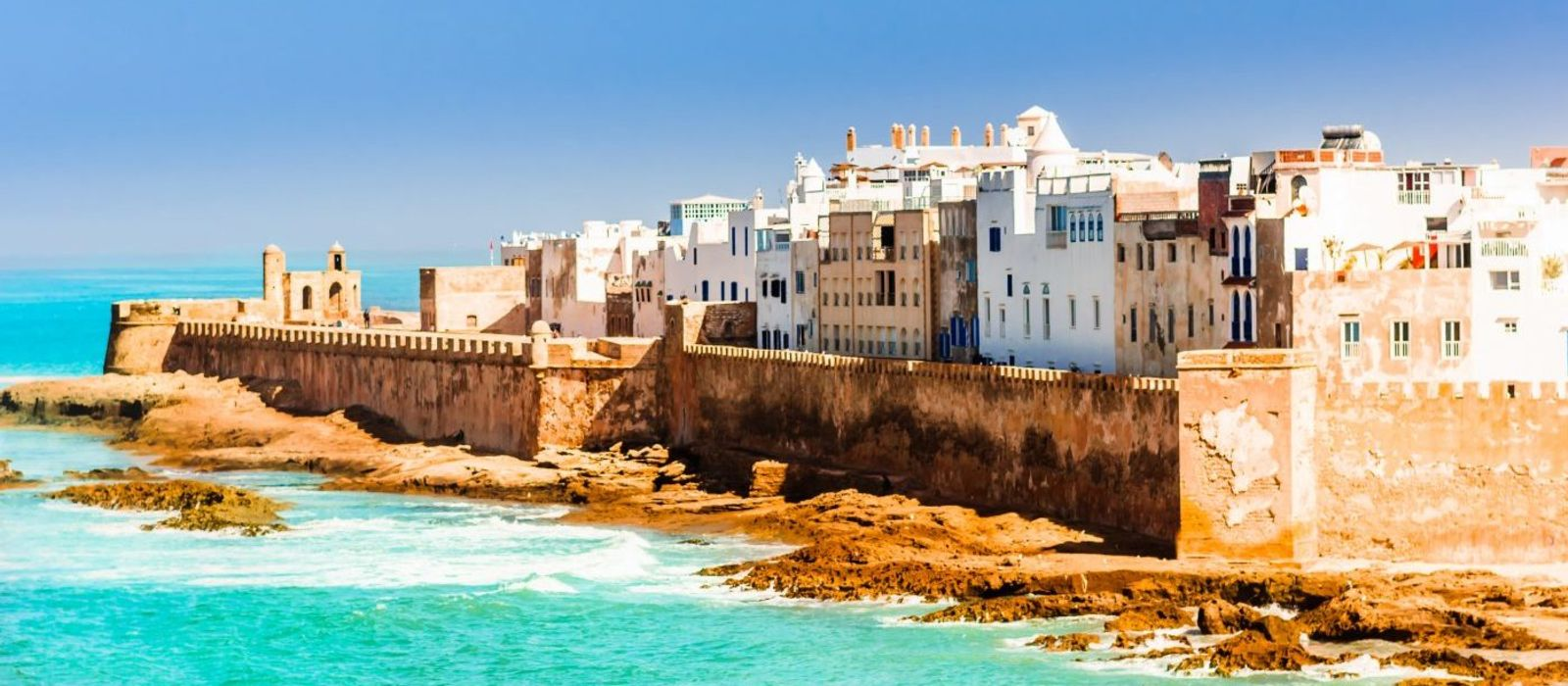 Marrakech, Mountains and Coastal Gems Uncovered Tour Trip 1
