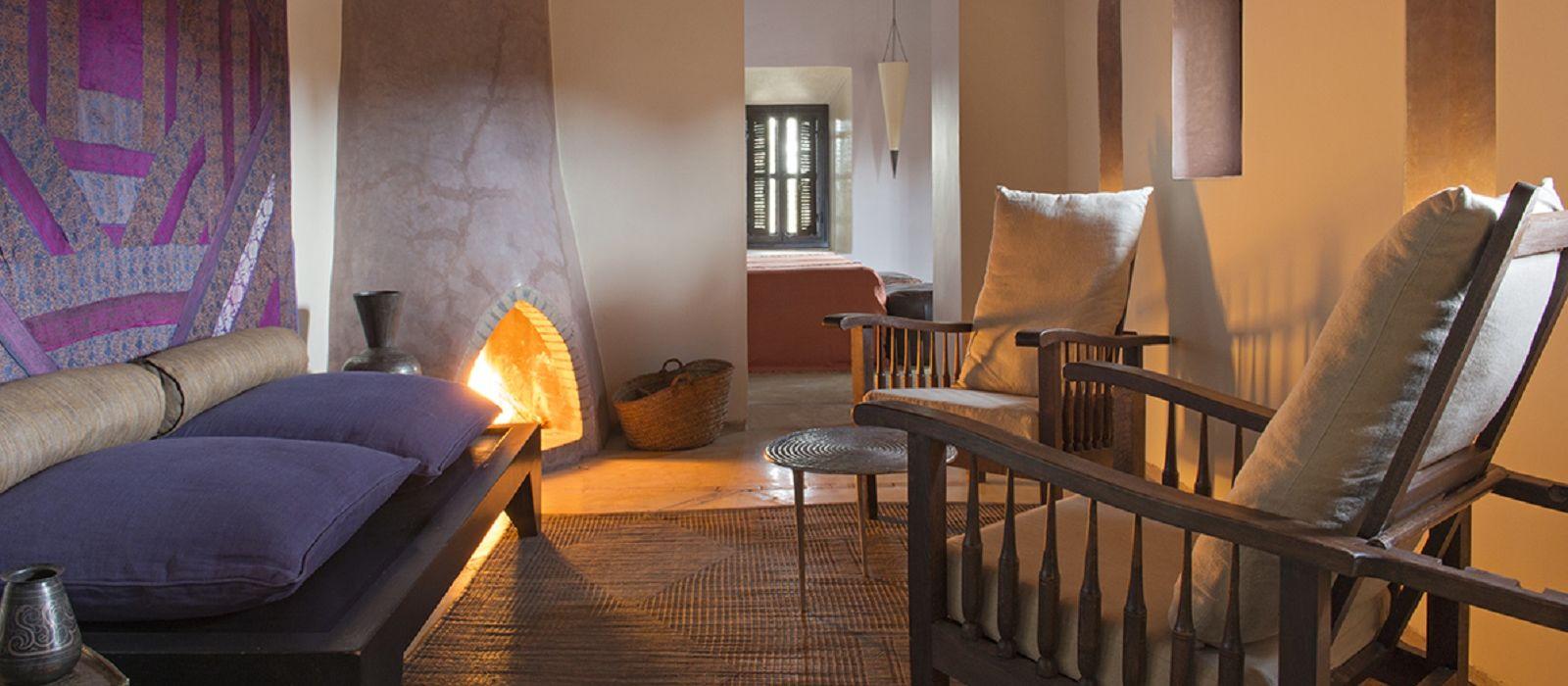 Hotel Dar Ahlam Marokko