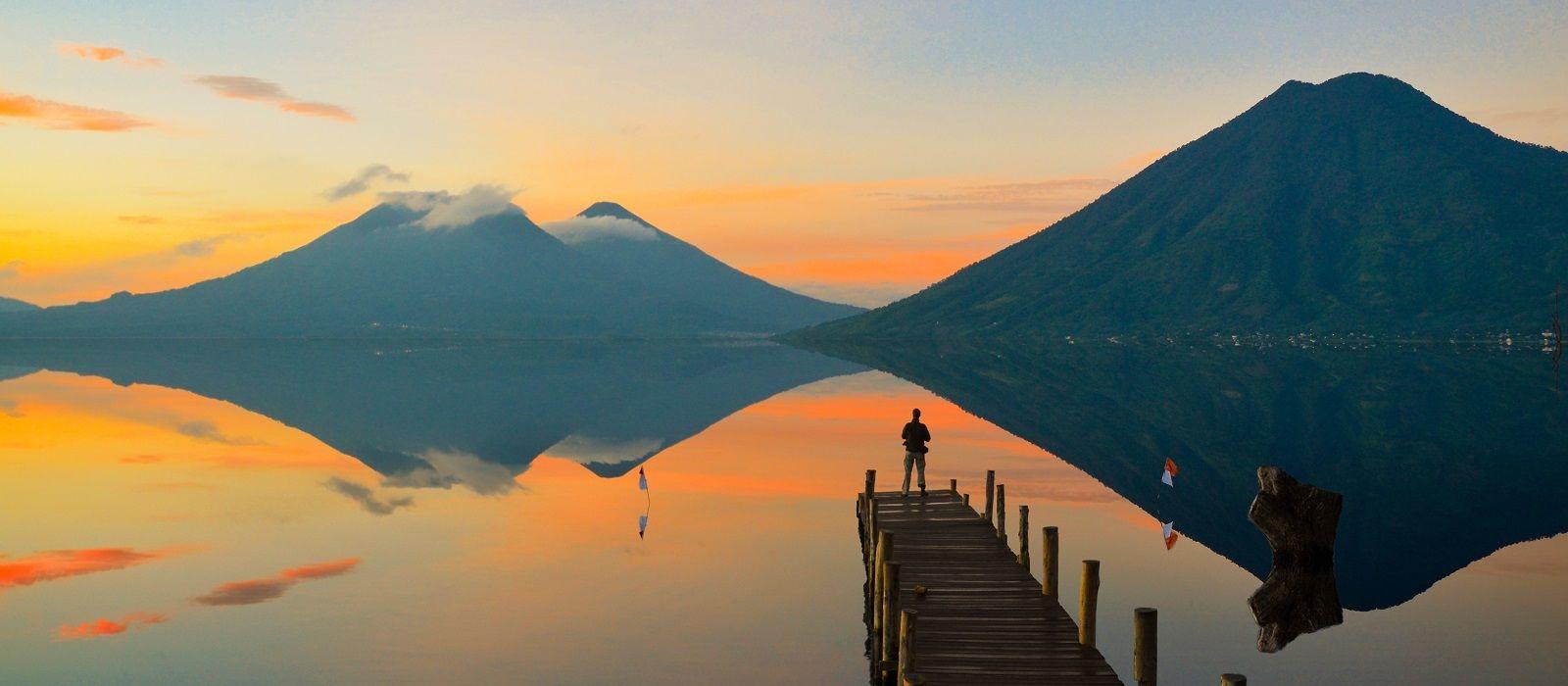 Lakeside Paradise and Antigua Tour Trip 1