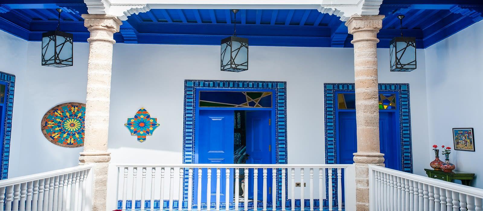 Hotel Salut Maroc Marokko