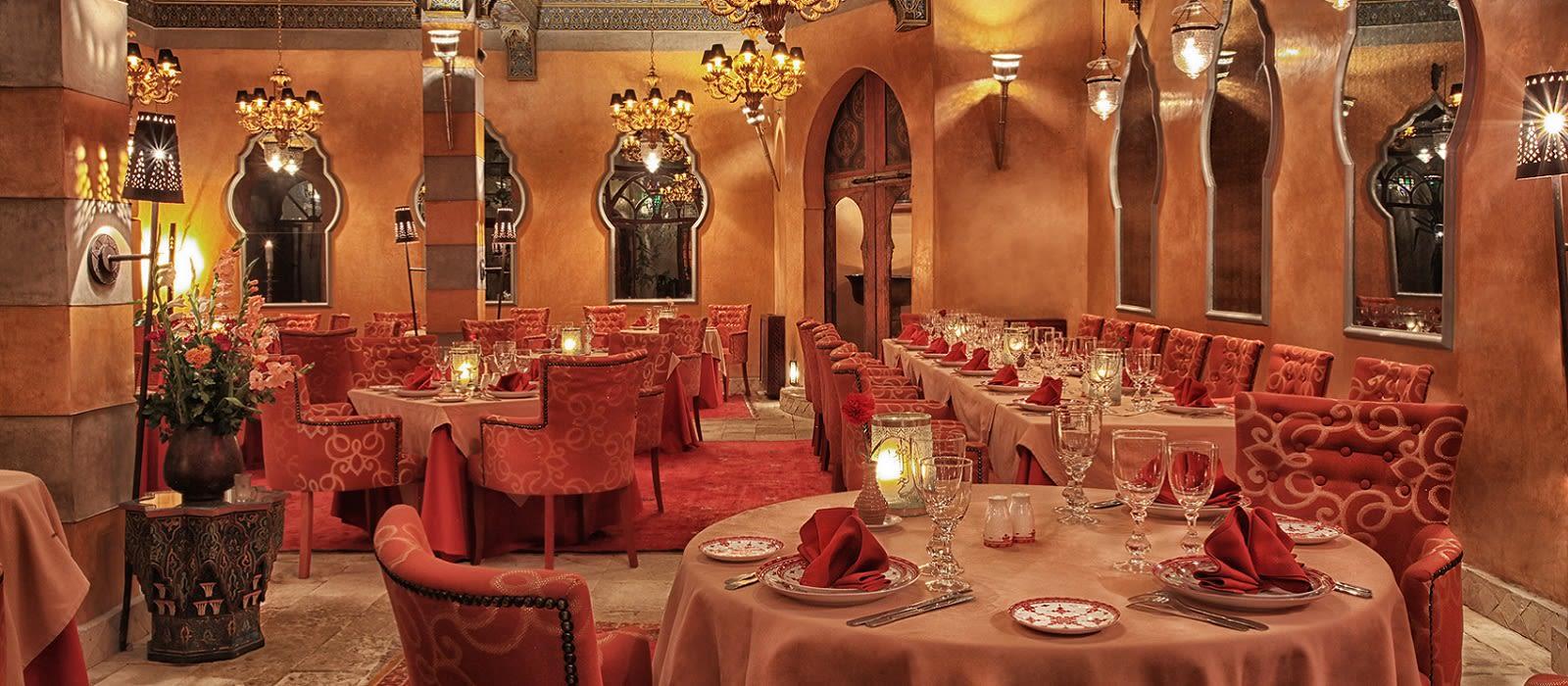 Hotel La Maison Arabe Marokko