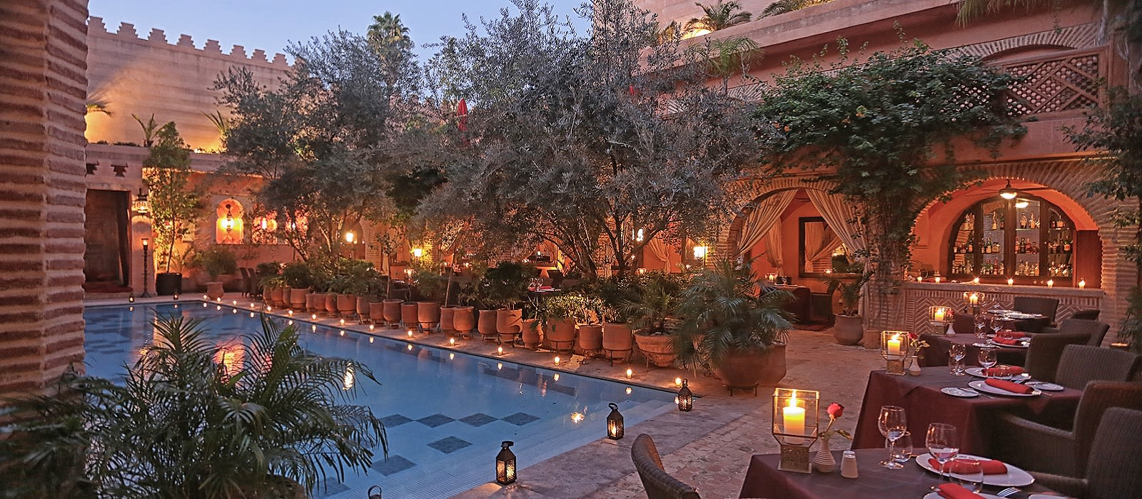 Hotel La Maison Arabe Morocco