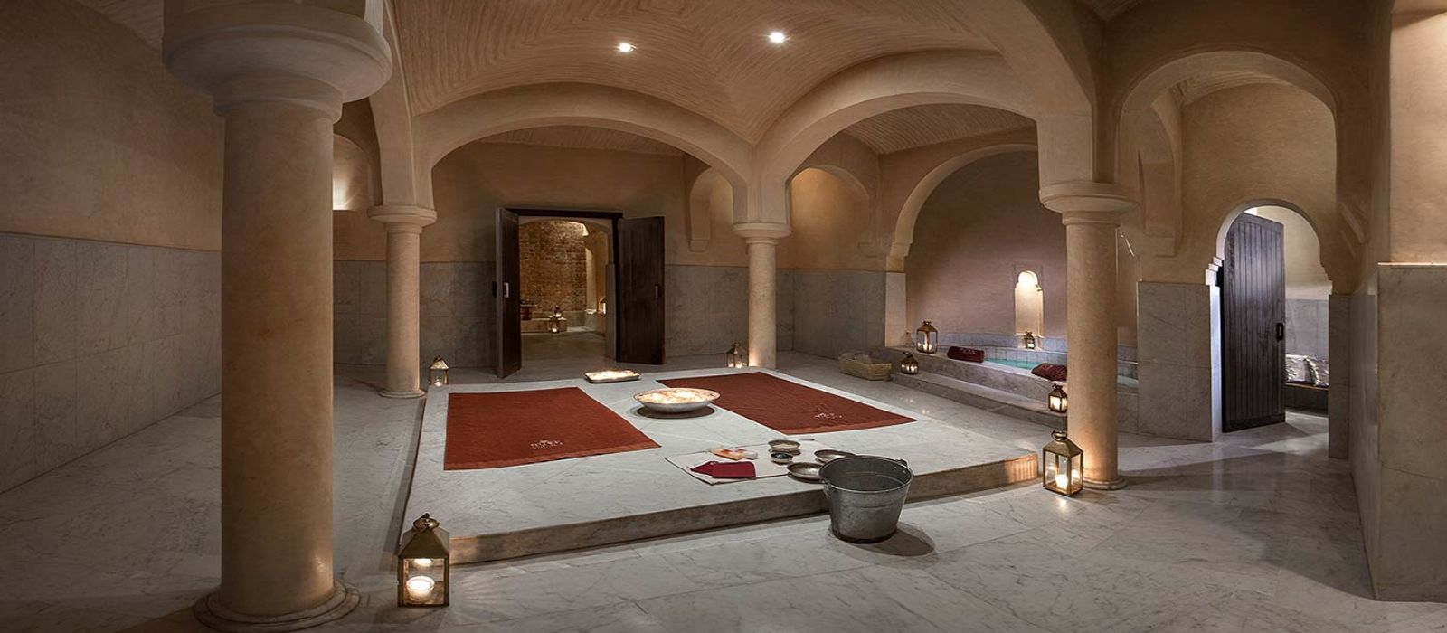 Hotel La Villa Des Orangers Marokko
