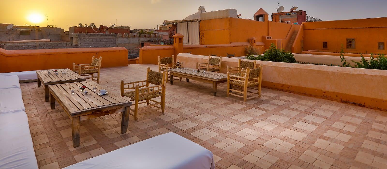 Hotel The Riad Dar Sara Marokko