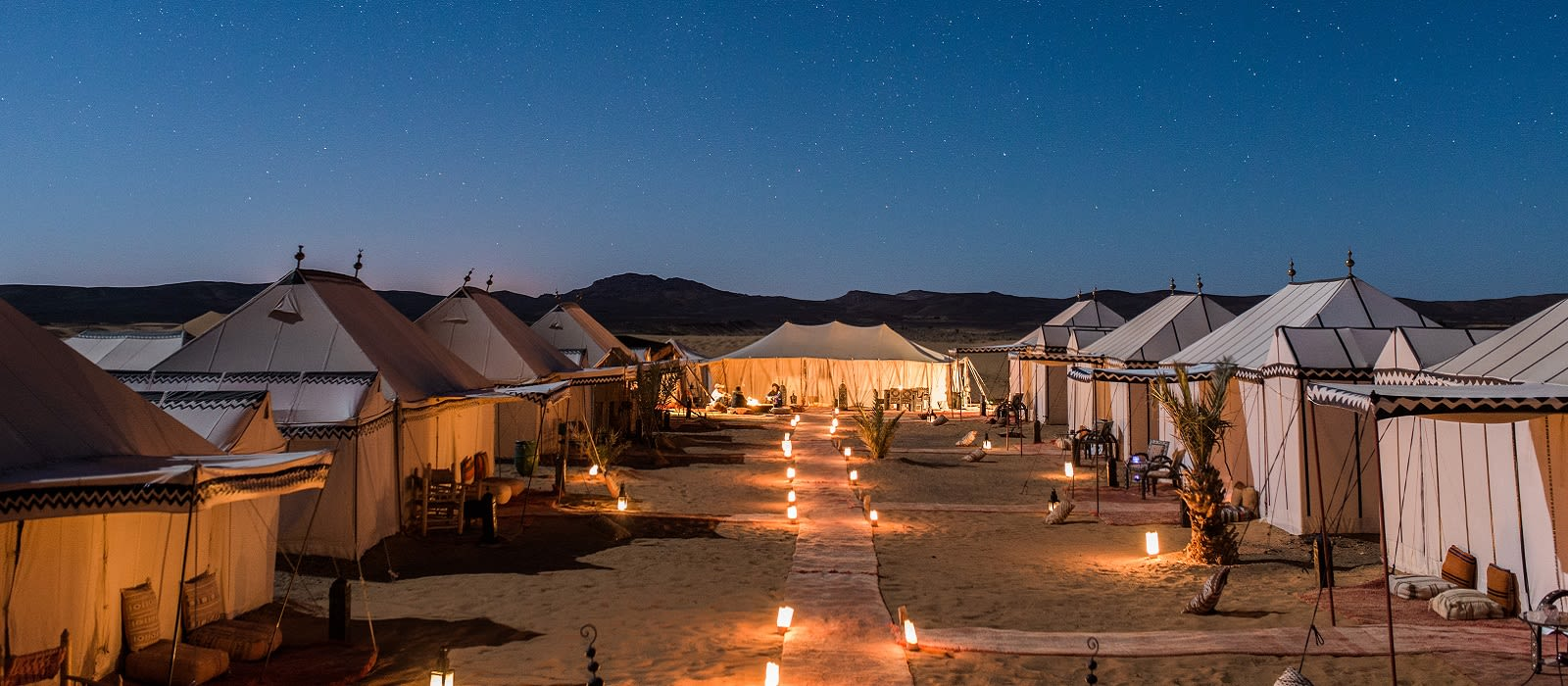 Hotel Desert Luxury Camp Morocco