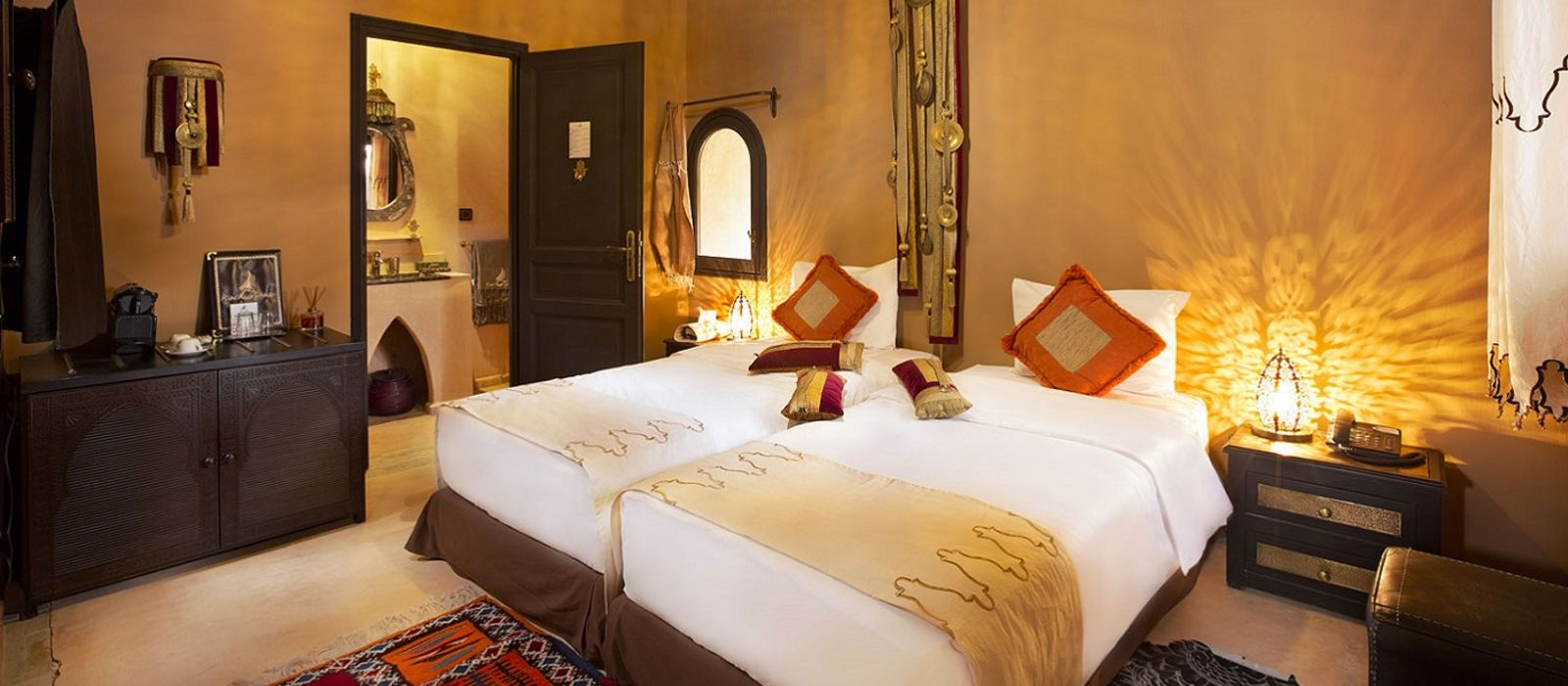 Hotel Riad Ksar Ighnda Morocco