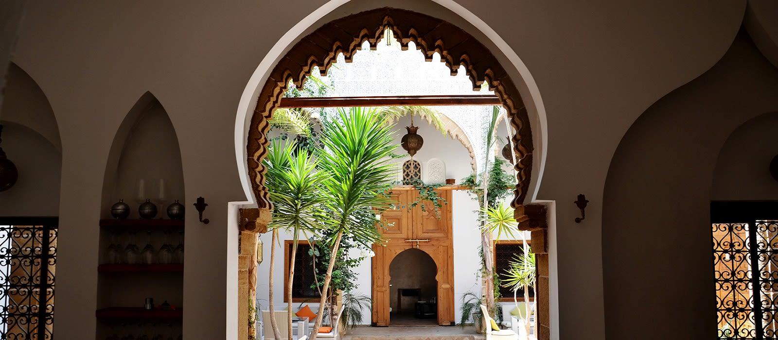 Hotel Riad Kalaa Marokko