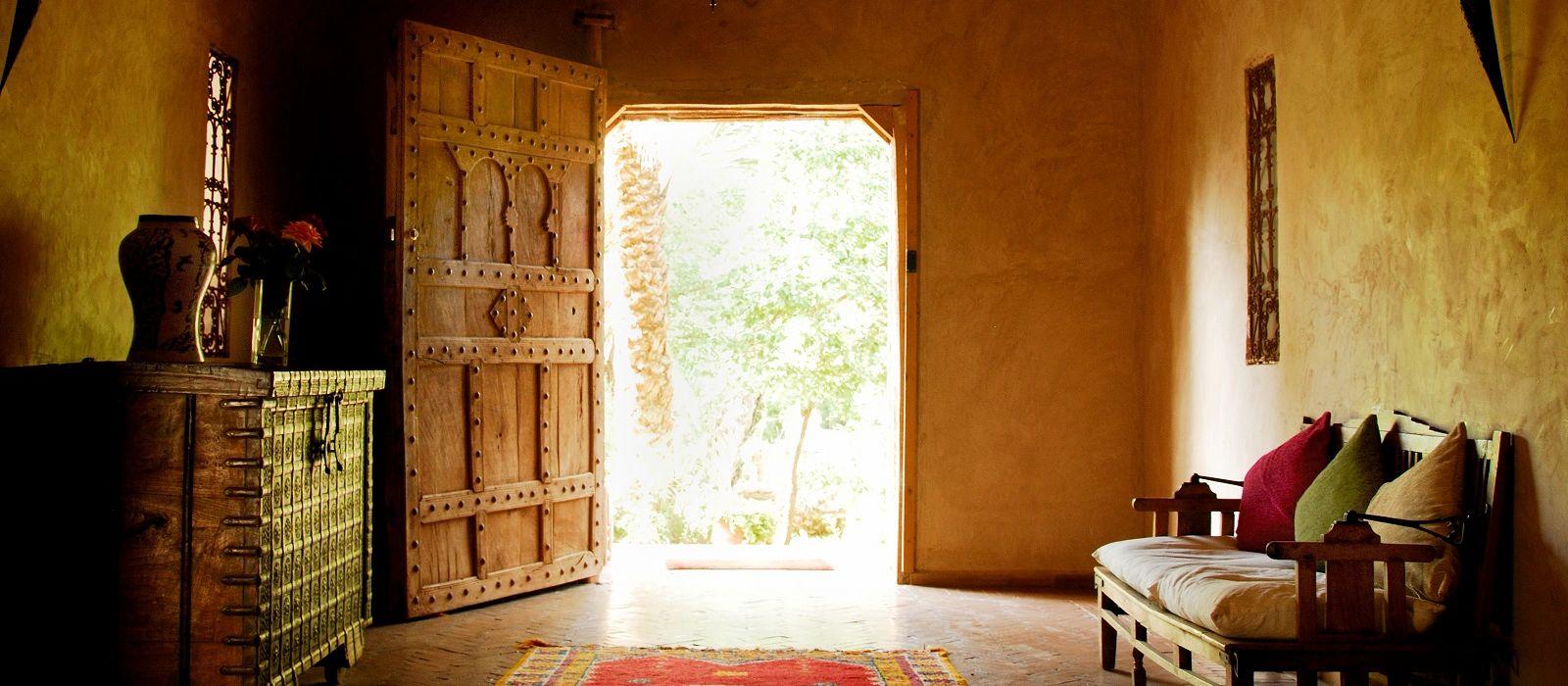 Hotel Kasbah Azul Morocco