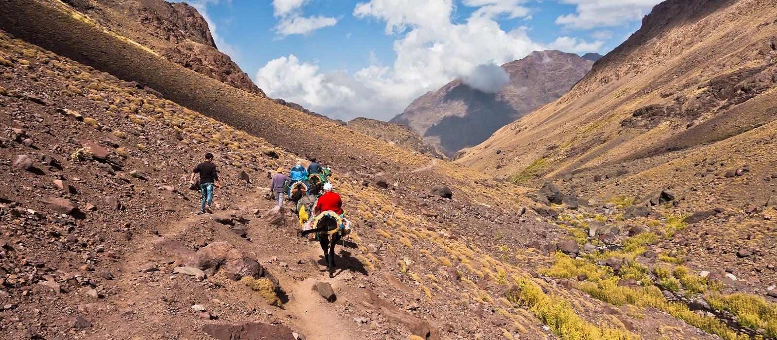 Marokko: Königsstädte & Bergwelten Urlaub 3