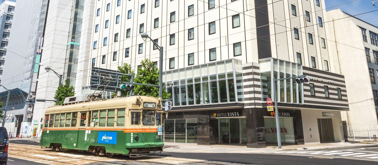 Hotel  Vista Hiroshima Japan