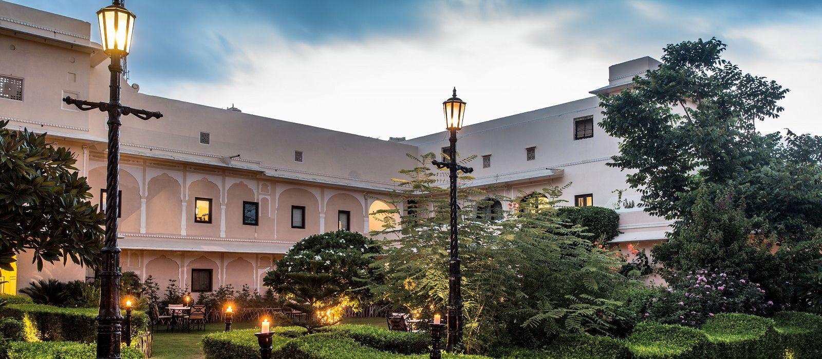 Hotel Royal Heritage Haveli Nordindien