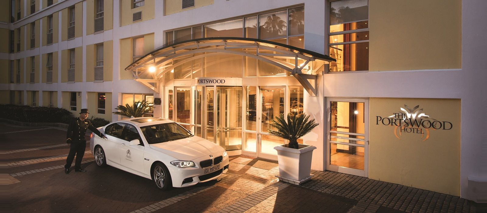 Hotel Portswood  South Africa